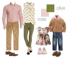 Olive Rose family outfit inspiration: what to wear for a family photo session in the spring or summer. Created by Kate Lemmon, www. Spring Family Pictures, Family Pictures What To Wear, Family Pics, Cousin Pictures, Spring Photos, Family Picture Colors, Family Picture Outfits, Family Portrait Outfits, Summer Family Portraits