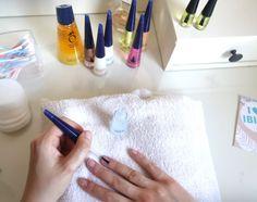 How to: Snelle manicure at home : Je hebt weinig tijd en wilt thuis snel een manicure kunnen doen voor verzorgde sterke mooie nagels. Ik deel je tips hoe je