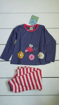 Molly 2 piece outfit from frugi - size 18-24 mths