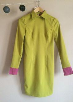 Kup mój przedmiot na #vintedpl http://www.vinted.pl/damska-odziez/sukienki-na-co-dzien/20764407-sukienka-koloru-oliwkowego-xss