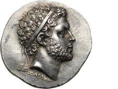 Macedon, Kings of Macedon, Perseus, 179-168 BC, Tetradrachm, c. 179-178 BC