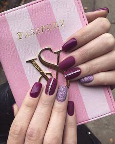 #nails #manicure #ногти #дизайнногтей #маникюр #матовыеногти #красивыйманикюр #beauty