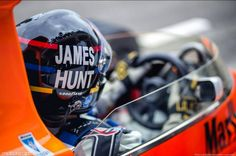 F1 Driver  James Hunt