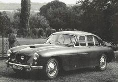 1954-58 Bristol 405