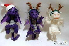 . Make A Dragon, Dragon 2, Polymer Clay Dragon, Dragon Crafts, Make Time, Projects To Try, Shapes, Christmas Ornaments, Holiday Decor