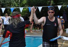 Beloved local swim coach passes.