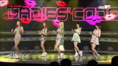 Ladies' Code Comeback Stage The Show (8/12/2014)