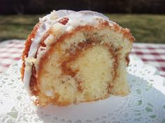 Can't Stop Eating Coffee Cake via Rosie's Country Baking