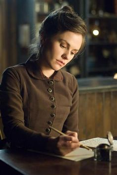 When Katherine realizes that her grandmother doesn't want her, she writes to Edward and pleads with him to come for her.