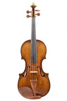 Lot 91 - An Italian Violin by Lorenzo and Tomasso Carcassi, Florence 1760 - 27th June 2016 Auction - Brompton's Auctioneers
