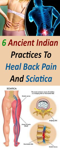 6 Ancient Indian Practices To Heal Back Pain And Sciatica