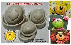ஐ* Kelli Falcão Artesanatos Personalizados em EVA*ஐ : Drisol Artesanatos Pencil Toppers, Ideias Diy, Foam Crafts, Polymer Clay Crafts, Mojito, Kit, Food, Ideas, Craft Foam