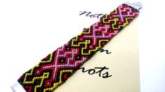 Handmade variegated normal woven friendship bracelet/Macrame /hippie bracelets/boho bracelets/Thread bracelets/chevron/diamond/arrows