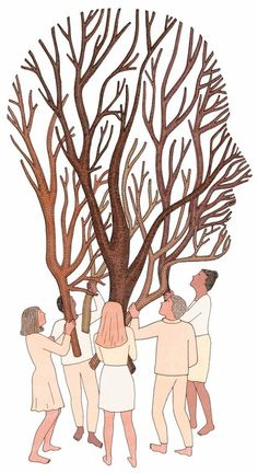 The problem is that the forces underlying bogus and real knowledge are similar. (Illustration: Marion Fayolle)