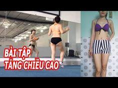 BÀI TẬP TĂNG 5 CM CHIỀU CAO CHO NGƯỜI TRƯỞNG THÀNH NGAY TẠI NHÀ - YouTube