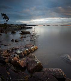 Lake Vänern from Bergviksudde II by - David Olsson -, via Flickr