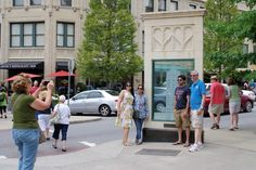 Walking through History on Asheville's Urban Trail Asheville loves to do things differently. So it's