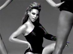 """Love Beyonce's hair style in """"Single Ladies."""" Look great for wedding veil & all the """"regal-ness"""" of Indian weddings"""