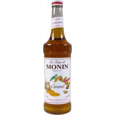 Monin Caramel Syrup - Onestopbarshop