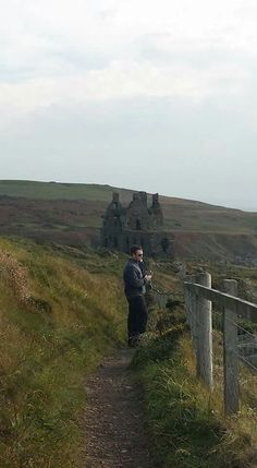 Dunskey Castle - Port Patrick, Scotland