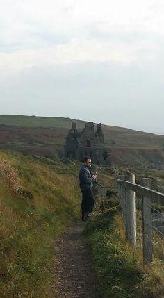 Dunskey Castle - Port Patrick, Scotland