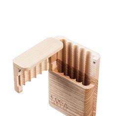 Regalo regalo madera pitillera cigarrillo fumar caso accesorio