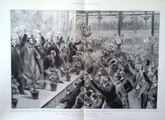 1892 PRINT THE ULSTER UNIONIST CONVENTION AT BELFAST by W H OVEREND