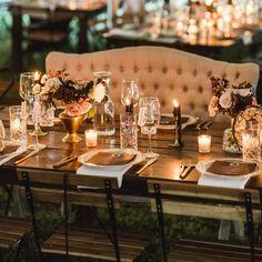 Wedding Reception Layout