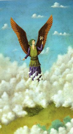 Arcángel Gabriel, príncipe de los ángeles.  Su misión es concretar, ser nuestros custodios personales, nuestros guías y consejeros. Nuestro contacto directo con el Altísimo. Son espíritus benditos que están destinados a vigilar a los hombres, uno por cada hombre; están en todos lados. Son los mensajeros de Dios. Su misión es la de alcanzar los favores y peticiones como así también proteger a los que necesitan una ayuda para bien de su alma.