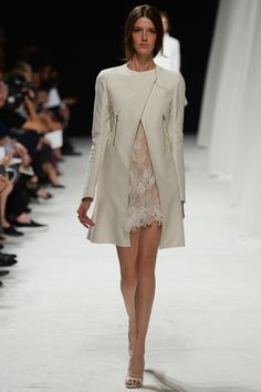 #PFW - Runway Nina Ricci Spring 2014 Ready-to-Wear Collection #ninaricci