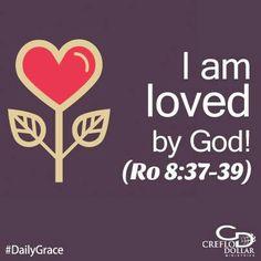 God loves us,  everyone