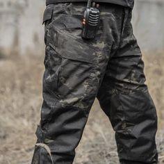 Hardland Men's Tactical Cargo Pants