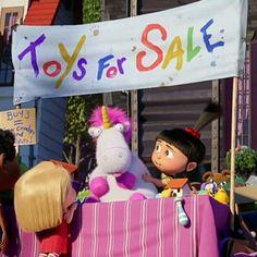 Agnes Despicable Me, Orphan Girl, Devian Art, Lipps, Disney Images, Cute Couples Goals, Toy Sale, Disney Wallpaper, Girl Cartoon