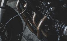 Honda CB750 by David Ohl