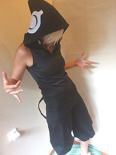 Soul eater MEDUSA cosplay costume by marinaili on Etsy, $53.00