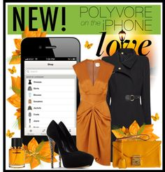 """""""iPHONE"""" by sneky ❤ liked on Polyvore"""