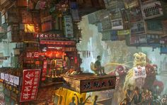 Art-Spire, Source d'inspiration artistique | Outstanding illustrations by Shan Qiao