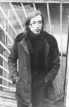 Летов, 1988, фото - Борис Суранов