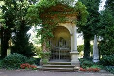 Alter Friedhof in Rheine, Germany ~  by Rüdiger Dicke