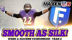 Madden Nfl, Ravens, Season 2, Sports, Hs Sports, Raven, Crows, Sport
