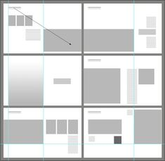 full bleed layout design - Google Search