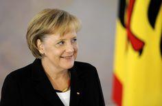 Merkels Deutschlandkette - Schland-Kette zu verkaufen