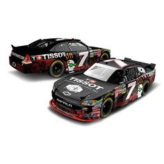#7 Danica Patrick 2012 Tissot 1/64 Nascar Diecast Pit Stop Car Nationwide Action Gold Series Lnc by Brickels. $21.95. Danica Patrick will be the driver to watch when she races the No. 7 Tissot Chevrolet at Kansas Speedway in October 2012.