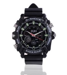 Spy Watch 8G HD 1080P Night Vision Waterproof Watch Camera 1920*1080 30FPS. There is no need for driver installation if the operating system is Windows ME/ 2000/ XP/ Vista or above.  http://awsomegadgetsandtoysforgirlsandboys.com/cool-gadgets-for-teenage-guys/ Cool Gadgets For Teenage Guys: Spy Watch