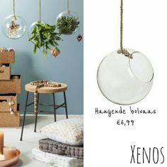 Best-budget-buy; deze hangende bolvazen zijn weer terug bij @xenos_nl! Ik was er al eerder naar op zoek maar ze waren steeds uitverkocht. Als het goed is liggen ze vanaf vandaag weer in de winkels!