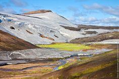 разноцветные горы в исландии - Поиск в Google