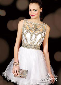 White Graduation Dresses 2014