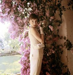 Audrey Hepburn  more like my inspiration Audrey if you were still alive tell you what an extraordinary woman you are