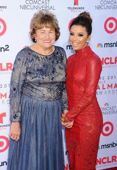 Pin for Later: Une Maman, S'est Sacré – Même Pour les Stars Eva Longoria Eva Longoria et sa maman, Ella, aux ALMA Awards en Septembre 2013.