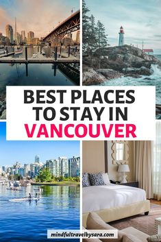 Trying to decide Where to Stay in Vancouver, BC? This guide breaks down the coolest and most unique places to stay in Vancouver. The best boutique hotels, Pet friendly hotels, Family-Friendly hotels, and Budget-Friendly Places to Stay in Vancouver. Best areas to stay in Vancouver, Canada | what to see in Vancouver | best hotels in Vancouver BC | what to do in Vancouver | travel tips for Vancouver | Vancouver travel guide | Vancouver travel itinerary #Vancouver #Canada Romantic Honeymoon Destinations, Honeymoon Places, Romantic Travel, Hotels In Vancouver Bc, Vancouver Travel, Travel Blog, Travel Usa, Travel Guide, Canada National Parks